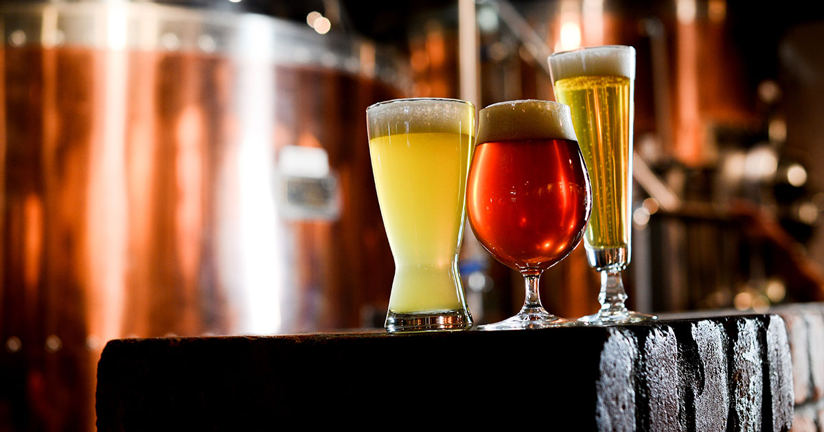 Craft beer La Fiebre del lupulo