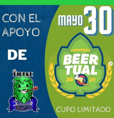 Congreso Beertual 2021