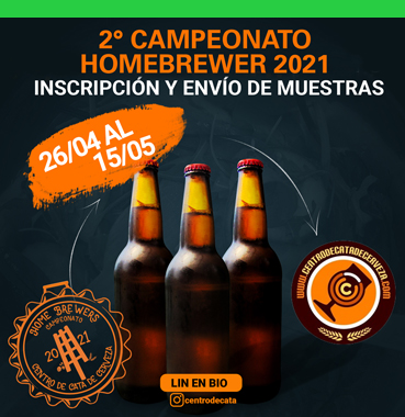 Copa Homebrewer 2021