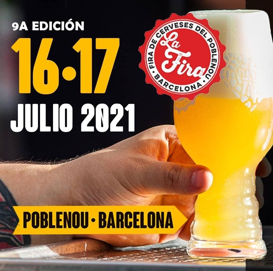 9a edición de La Fira de cerveses artesanes del Poblenou BARCELONA