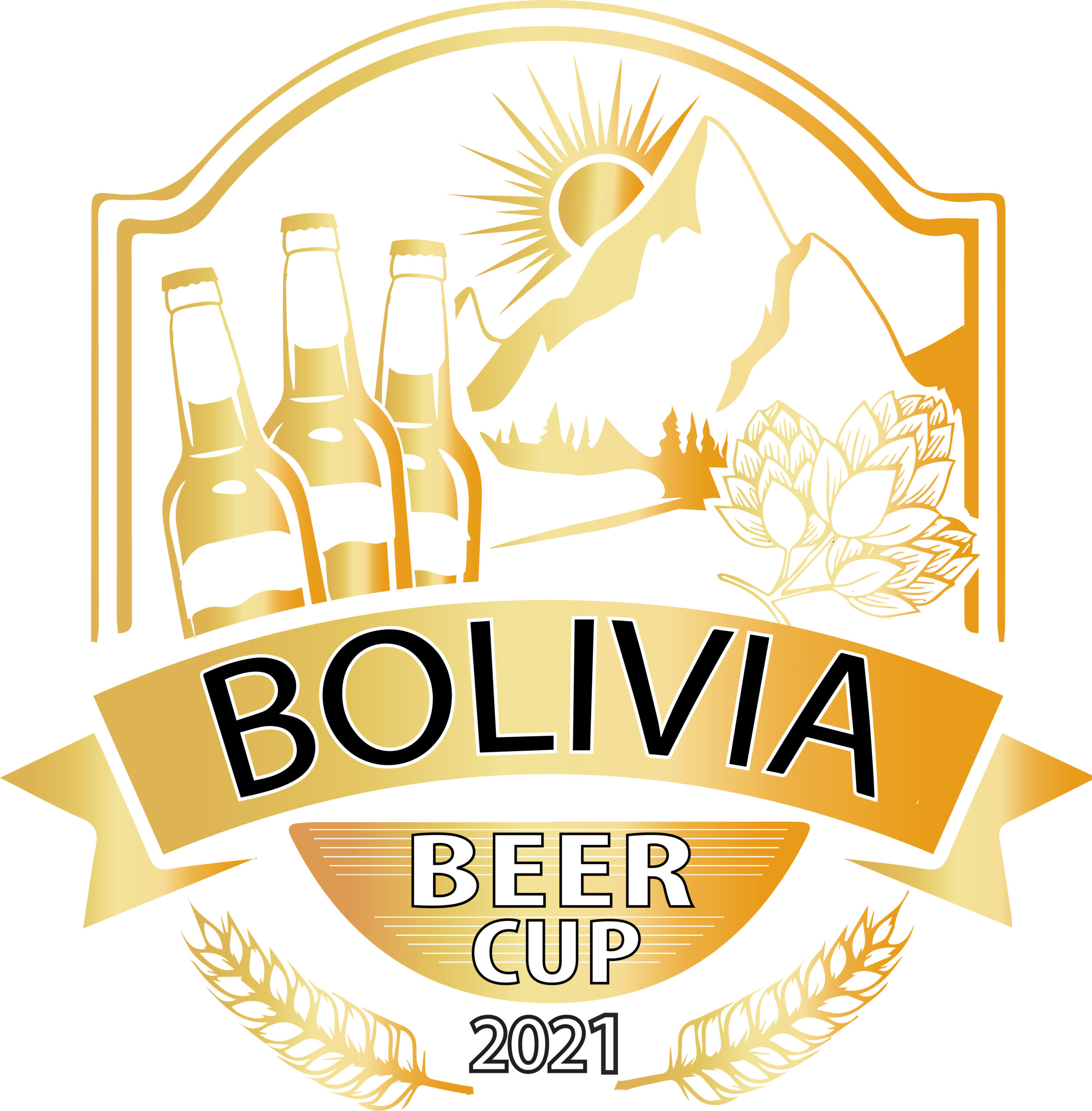 bolivia beer cup